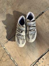 Shimano Women's SPD Road Cycling Shoe, white, size 7 UK SH-WR31 USED