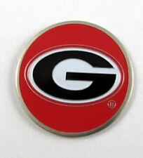 5 NCAA Collegiate Golf Ballmark Ballmarker Ball mark ballmark Georgia Bulldogs R