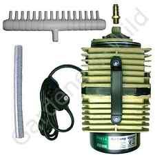 ACO009E AC140 HAILEA AIR PUMP 140L/m piston compressor hydroponic koi fish pond
