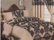 Linge de lit et ensembles beige en polyester