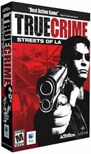 True Crime: Streets of L.A. (Mac, 2005) Complete Aspyr Activision