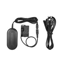 ACK-E8 Dummy Battery Adapter for Canon 700D 650D 600D 550D/Rebel T5i T4i... X8E2