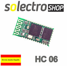 Modulo inalambrico Arduino HC-06 HC06 Bluetooth sin base Slave W0018
