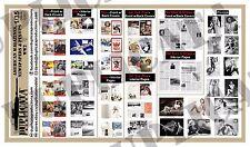 Diorama/Model Accessory - 1/35 American Magazines, Newspaper & Pin-Ups  - WW2