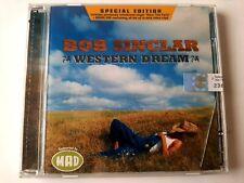 Bob Sinclar Western Dream Special Edition CD & DVD 2006 Brand New Sealed