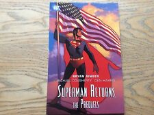 Superman Returns, The Prequels Graphic Novel! Look In The Shop!