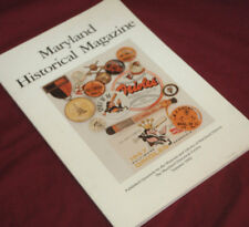 Vtg MARYLAND HISTORICAL MAGAZINE Rare Baseball BALTIMORE ORIOLES Minor Leagues
