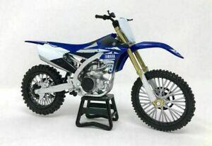 NEW Ray 1:6 YAMAHA YZF 450 Toy Model MOTOCROSS motorbike Dirt bike Kids gift