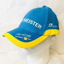 Mens Weltmeister Renault F1 Cap Formula One Team 2005 Hat Racing Adjustable