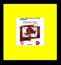 Dragon Age: Origins - Ultimate Edition PC Brand New