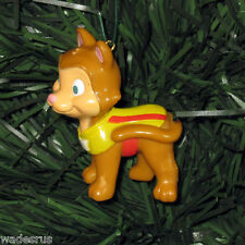 Disney's Happy Puppy Dog ~ Custom Christmas Tree Ornament - Cartoon Movie