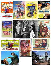 SONG OF THE SOUTH POSTER PHOTO-FRIDGE MAGNETS Set of 12
