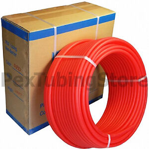 Non-Barrier PEX Tubing for Hot/Cold Water Plumbing Applications