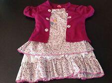 Peppa Pig Dress & Short Sleeve Top Set. Brand New.