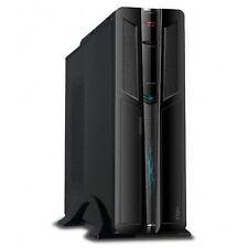 NOX Coolbay Slim Case Mini Tower Cabinet ATX/micro Mini ATX+Alimentatore 450W
