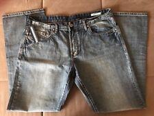 BUFFALO David Bitton King Basic Slim Boot Jeans Size 38*32