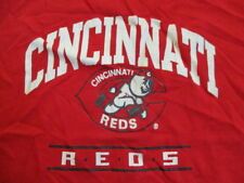 Vintage Champion CINCINNATI REDS (Youth XL 18-20) Tank Top Shirt