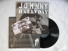 "LP 33T JOHNNY HALLYDAY ""çà ne change pas un homme"" PHILIPS  510 850-1 FRANCE §"