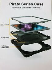 iPad case For iPad 2/3/4/Air Generation