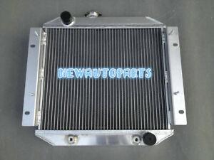 Aluminum Radiator For Ford Escort Automatic/Manual AT/MT 1971-1980 74 75 76 77