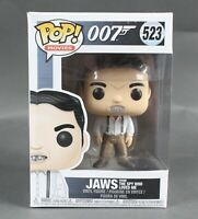 Funko POP Movies 007 #523 Jaws From The Spy Who Loved Me Vinyl Figure 1089W