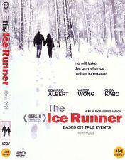 The Ice Runner 1992 - Al lRegion  Compatible Edward Albert NEW DVD