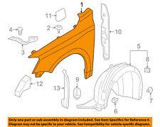 VW VOLKSWAGEN OEM 11-18 Jetta-Fender Left 5C6821105A
