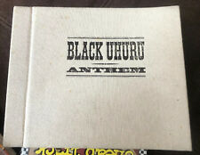Black Uhuru The Complete Anthem Sessions [Limited] 2006, 4CD box Set