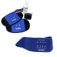 Kit Fast Body GLOBUS fascia cuscino elettrostimolatore addominali glutei schiena