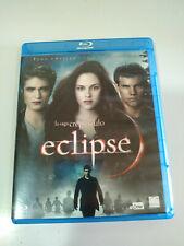 La Saga Crepusculo Eclipse - Blu-Ray Español Ingles - 3T