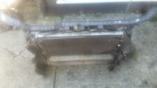 Audi a5 2.0 t radiator pack with front panel (2012)
