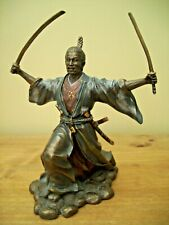 Veronese Samurai Bronze effect figure quality perfect