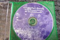 Grateful Dead New Year's Eves at Winterland Bonus Disc CD 1970 1977 Jerry Garcia
