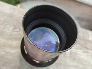 Objektiv Zeiss Projektions Objektiv 2.1/200