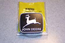 John Deere 316 318 420 grill emblem NEW M76645