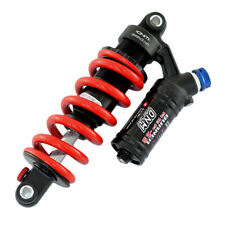 Fast Ship DNM BURNER-RCP2S MTB DH Bike Rear Shock 190mm 550 lbs ,Red Coil Spring