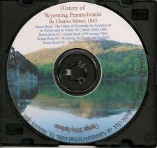 History of Wyoming (Valley) Pennsylvania - Genealogy