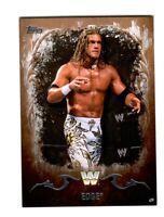 WWE Edge #56 2016 Topps Undisputed Bronze Parallel Card SN 86 of 99