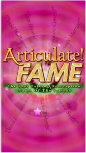 Articulated Fame