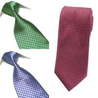 "3 Styles Extra Long Tie Microfibre Woven Jacquard Polyester XL Necktie 63"""