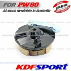 KDF PW80 PY80 FRONT BRAKE HUB FOR YAMAHA COYOTE80 SHOE PEEWEE PY PW WHEEL COVER