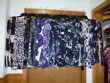 Long Sleeve Blouses Simply Vera Wang PXL,PL,PM,PS,PXS,Multi Color 100% rayon NWT