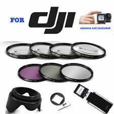 DJI OSMO ACTION CAMERA ACCESSORY KIT CLOSE UP MACRO + FILTER KIT ADAPTOR INC