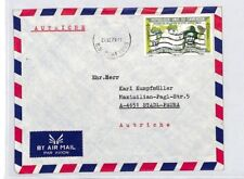CA96 1979 Cameroon *Figuil* MISSION CATHOLIQUE Cover Austria MISSIONARY VEHICLES