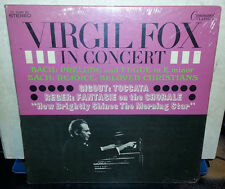 Virgil Fox In Concert - Bach, Gigout, Reger (LP Command CC-11040-SD) NM/NEW