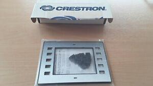 Crestron TPS - FP - S/STEEL - BLANK