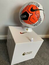 Nike Merlin Premier League Official Match Ball In Official Nike Box