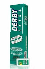 High quality Derby Extra  Double Edge Razor Blades-1,5,10, 15, 25 ,50, 100, 200