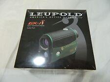 New Leupold GX-1i2 Golf Laser Rangefinder Caddy Pack GX1i-2 Range Finder