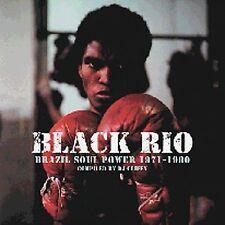 Black Rio: Brazil Soul Power 1971-1980 by Black Rio CD Jorge Ben, Funk, Psych